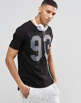 Asos Loungewear Pyjama T-shirt With Print