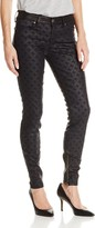 Level 99 Women's Pixie Jean with Ankle Zipper