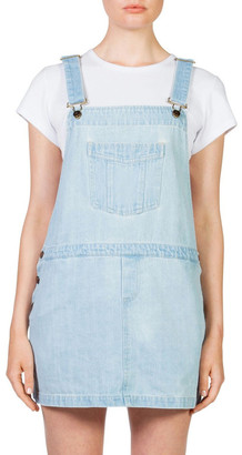 Skin and Threads Denim Pinafore