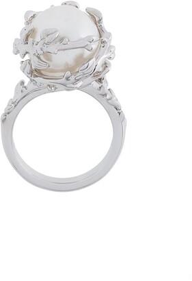 Kasun London Fairytale pearl ring