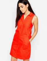 Warehouse Trapeze Dress