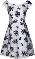 Yumi Floral Print Occasion Dress