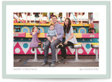 Minted Bright Border Christmas Photo Cards