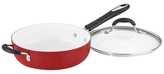 Cuisinart 5.5QT. Ceramica Saute Pan with Lid