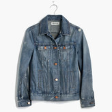 Madewell The Jean Jacket in Ellery Wash