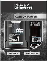 L'Oreal Paris Men Expert Carbon Power Gift Set For Him