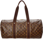 Louis Vuitton Monogram Canvas Beaubourg Duffle