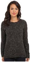 Kensie Brushed Mixed Knit Sweater KS0K5573