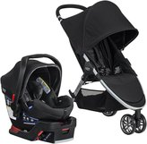 Britax 2016 B-Agile/B-Safe 35 Elite Travel System - Domino