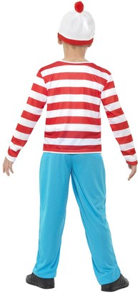 Where's Wally Child's Costume