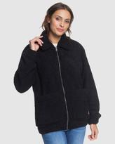 Roxy Womens Offshore Breeze Sherpa Jacket