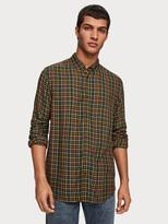 Scotch & Soda Lightweight Checked Shirt Regular fit