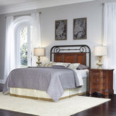 Asstd National Brand Mulhouse Headboard and 2 Nightstands