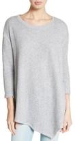Soft Joie Women's Tammy French Terry Asymmetrical Sweatshirt