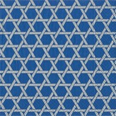 Caspari Star Lattice Paper Cocktail Napkins, 20 Pack