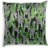 Kate Spade Giraffe Print Pillow
