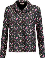 Nina Ricci Floral-print silk jacket