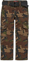 Arizona Belted Cargo Pants - Preschool Boys 4-7