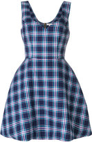 Natasha Zinko sleeveless checked dress