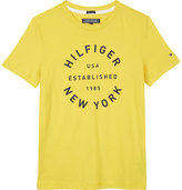 Tommy Hilfiger Big logo cotton t-shirt 4-16 years