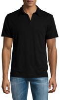 Zadig & Voltaire Cotton Jesse Team Polo Shirt