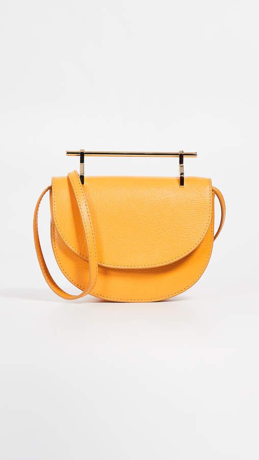 M2Malletier Mini Halfmoon Bag