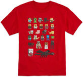 Asstd National Brand Graphic T-Shirt-Big Kid Boys