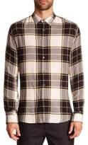 G Star Plaid Wool Blend Shirt