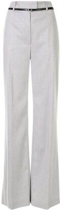 Altuzarra Jess high-waisted belted trousers
