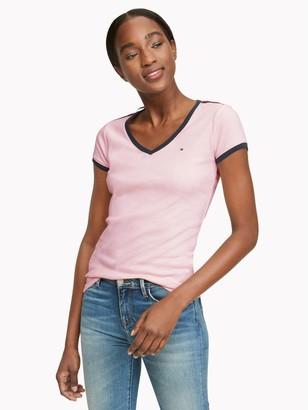 Tommy Hilfiger Essential Favorite V-Neck T-Shirt