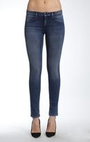 Mavi Jeans Adriana Im Super Skinny In Mid Brushed Move