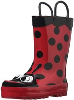 Western Chief Ladybug Rain Boot (Toddler) - Red-9 Toddler