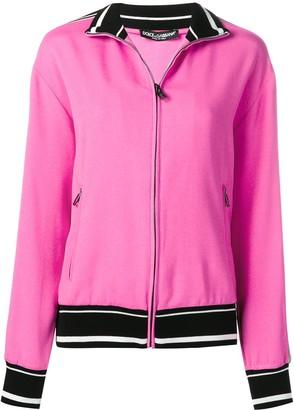 Dolce & Gabbana 'L'Amore E Bellezza' bomber jacket