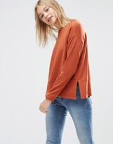 Asos Lightweight Sweatshirt