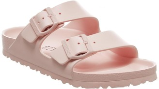Birkenstock Arizona Two Strap Sandals Rose Eva