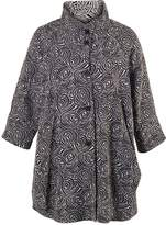 House of Fraser Chesca Swirl Reversible Coat