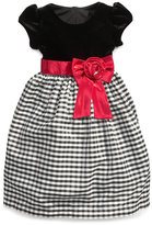 Jayne Copeland Cap-Sleeve Dress, Toddler & Little Girls (2T-6X)