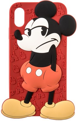 Disney Mickey Mouse Silicone iPhone XS Max Case