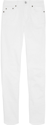 Acne Studios Climb Cropped Mid-rise Skinny Jeans
