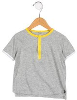 Stella McCartney Boys' Short Sleeve Button-Up Shirt
