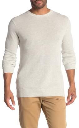 Raffi Crew Neck Long Sleeve Pullover
