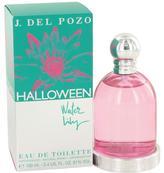 Jesus del Pozo Halloween Water Lily by Eau De Toilette Spray for Women (3.4 oz)