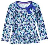 Gymboree Peplum Bow Top