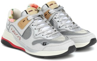 Gucci Ultrapace mesh sneakers
