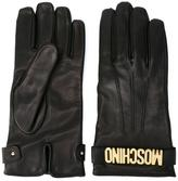 Moschino short gloves