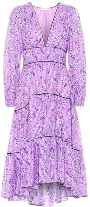 Ulla Johnson Joan cotton and silk dress
