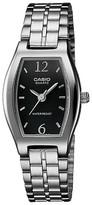 Casio Women's Classic Bracelet Watch - Silver (LTP1254D-1A)