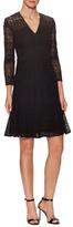 Shoshanna Lace Flared Dress