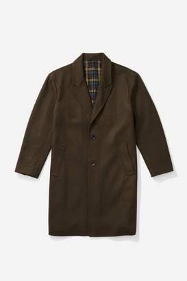 Saturdays NYC Kawano Wool Overcoat
