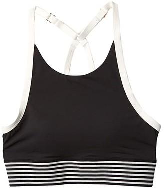 Carve Designs Ava Top (Black) Women's Swimwear